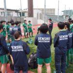 練習試合in山形県山形市 vsベガルタ仙台レディースユース