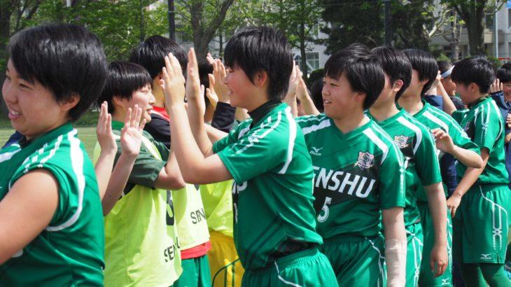 東北リーグ 第3戦 vs秋田LFC