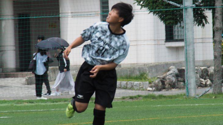 東北リーガ 第2戦 vs東北生活文化大学高等学校