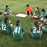 練習試合 vs盛岡ゼブラメニーナ