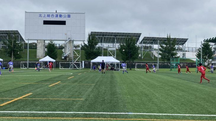 2020専北女子サッカーフェスティバル1日目