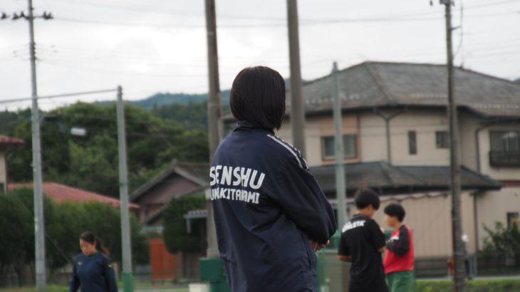 選手権前合宿 2日目(最終日)