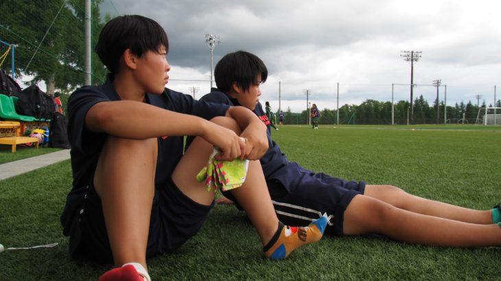 2021専北女子サッカーフェスティバル1日目