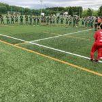 2021専北女子サッカーフェスティバル2日目と体験練習会