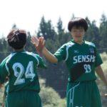 第30回全日本高等学校女子サッカー選手権大会 岩手県大会 1日目