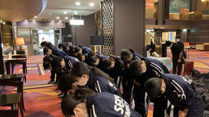 第30回全日本高等学校女子サッカー選手権大会 東北地域大会 移動日